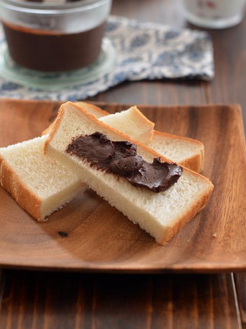 レンジでチョコクリームR3