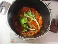 牛肉のトマト煮 焦がしバター風味P3