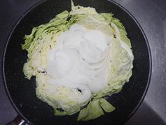 豚トマフライパン蒸し 野菜増し増し190608-P2