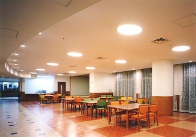 1階日常動作訓練室・食堂2