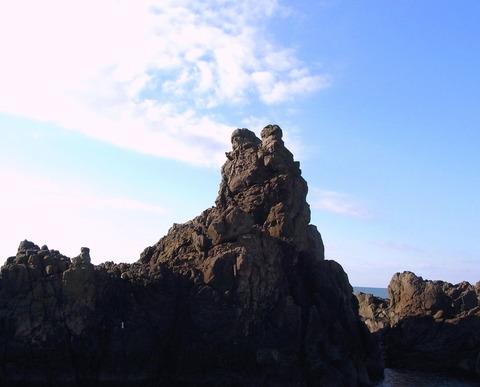 CX6 犬岩 2