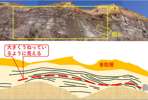 銚子ジオ散歩180図②