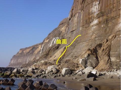 銚子ジオ散歩173図⑦