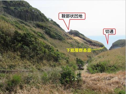 銚子ジオ散歩141図④-3