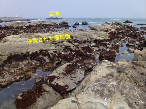 銚子ジオ散歩156図③