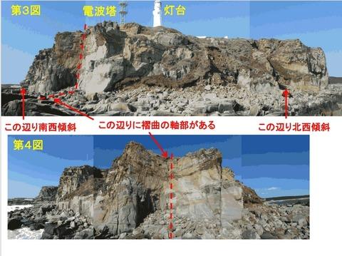 12C_犬吠埼の褶曲構造