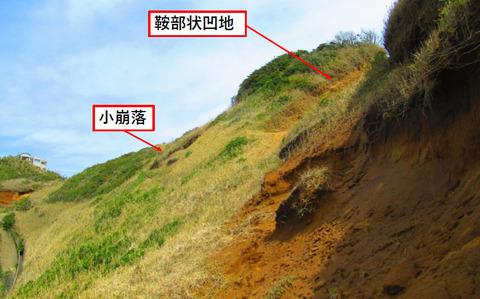 銚子ジオ散歩141図⑤