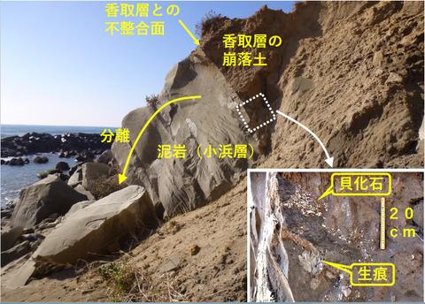 銚子ジオ散歩173図④
