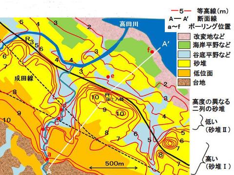 銚子ジオ散歩81図①