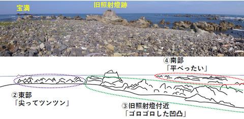 銚子ジオ散歩156図⑦