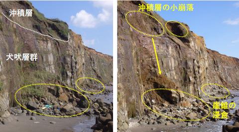 銚子ジオ散歩162図⑦