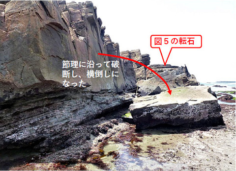 銚子ジオ散歩195図⑦