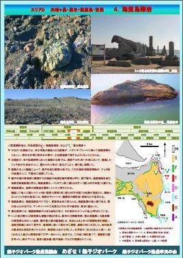 Panel_海鹿島礫岩