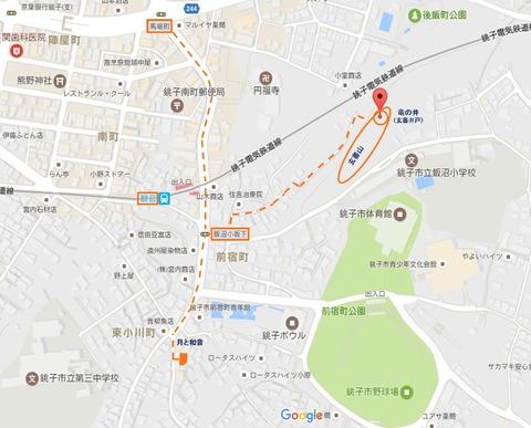 月と和音&玄蕃井戸周辺地図Ed2