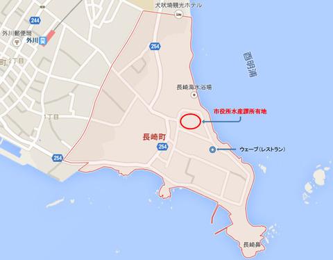 銚子市長崎町Ed