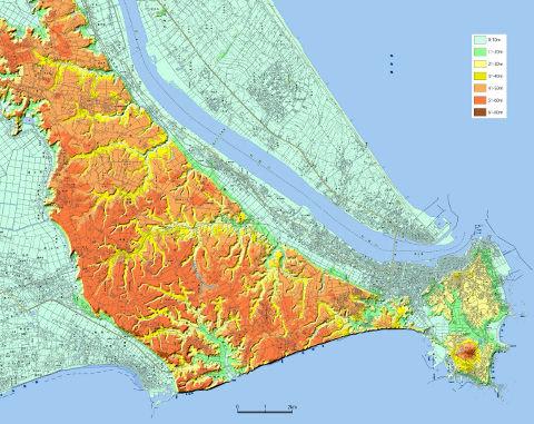 銚子地質図Ed