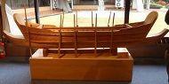 枯野船模型Ed