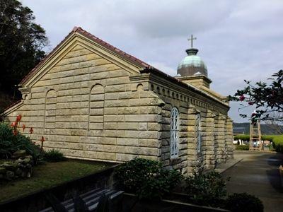 頭ヶ島教会2