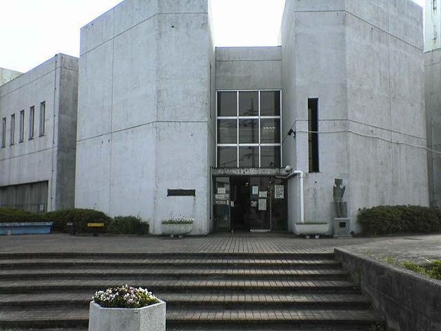 茂原市立図書館