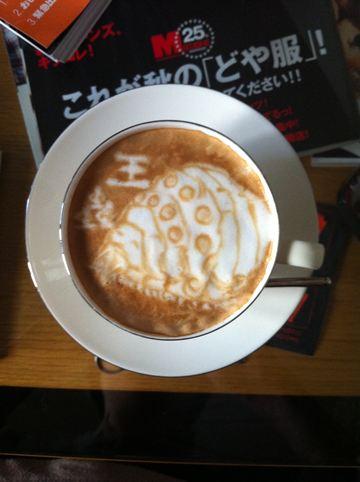 コーヒーアート022(拡大表示)