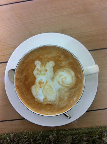 コーヒーアート009(拡大表示)