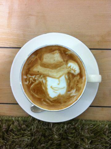 コーヒーアート019(拡大表示)