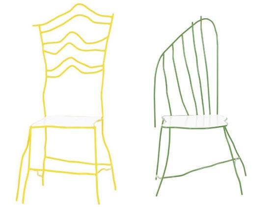 椅子(拡大表示)