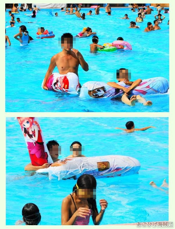 水泳2(拡大表示)