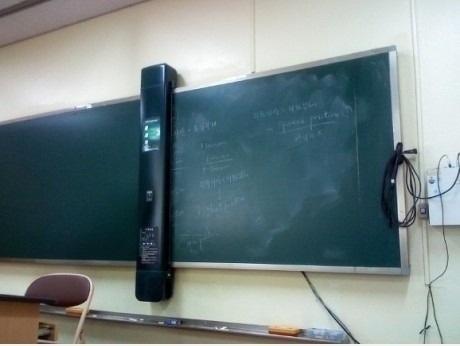 韓国の黒板消し(拡大表示)