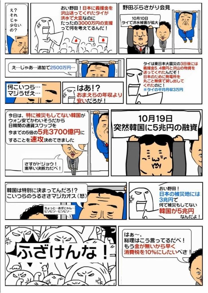 野田政権の最悪加減(拡大表示)