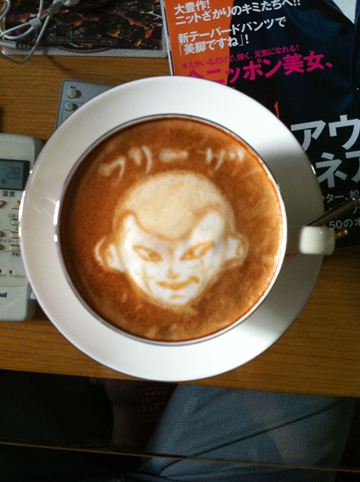 コーヒーアート016(拡大表示)