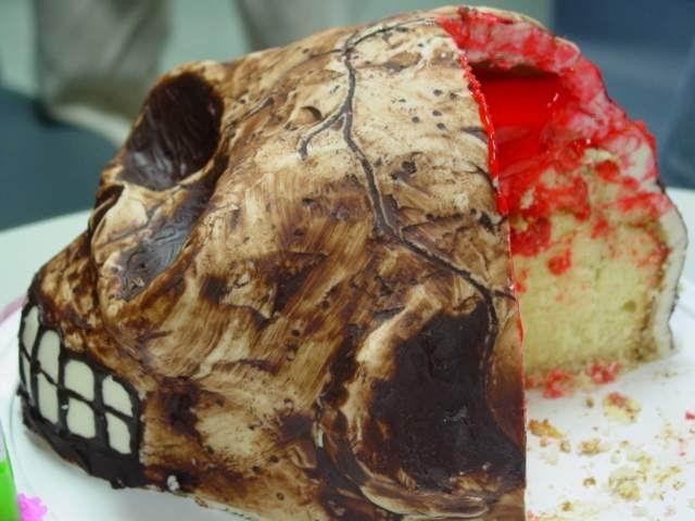 超黒いケーキ3(拡大表示)