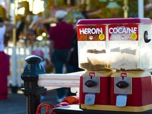 ヘロイン コカイン(拡大表示)
