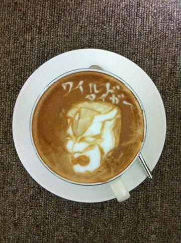 コーヒーアート040(拡大表示)