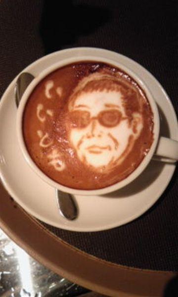 コーヒーアート039(拡大表示)