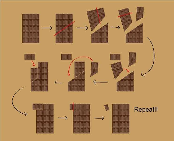 チョコレートトリック0(拡大表示)