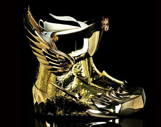 Custom Nike ZF-1 snowboard boots(拡大表示)