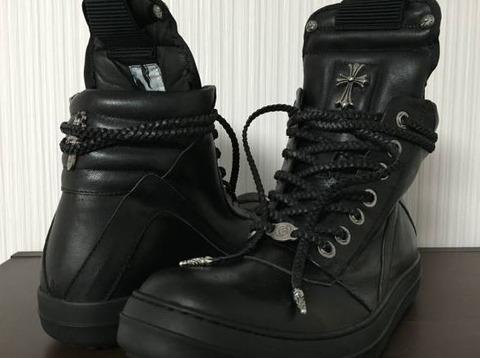 クロムハーツタイプ ブーツ