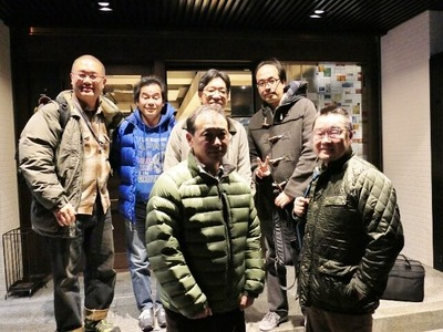 20191230筑紫丘高校新聞部OB会総会
