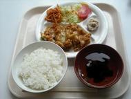 日替定食380円