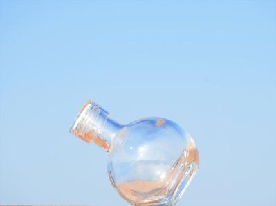 球体180ガラス瓶