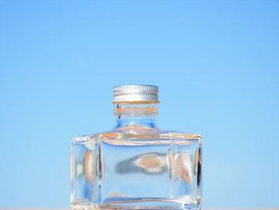 UDN150角PPガラス瓶