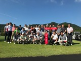 2017 ゴルフ 集合写真