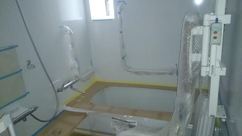 個浴リフト付き2
