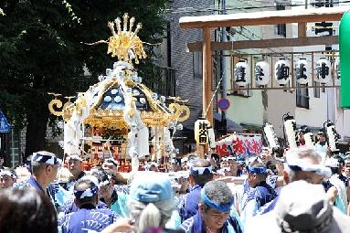 住吉神社の祭