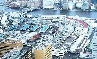 東京都中央卸売市場築地市場