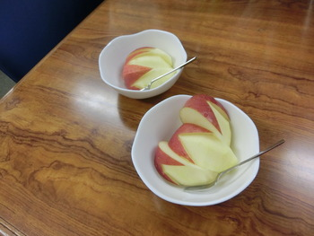うさぎリンゴ