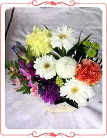 ロンママのお花