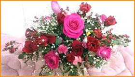 ライちゃんのお花
