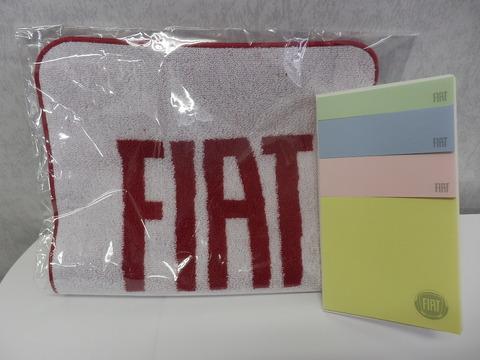 FIATタオル